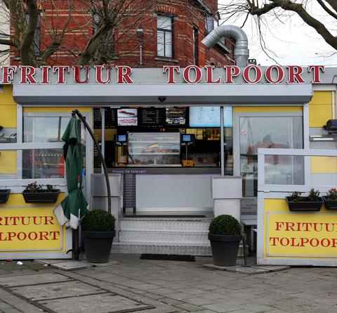 Frituur Tolpoort - Foto's